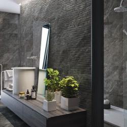 Balmoral Black 30x90 плитка для стен Baldocer