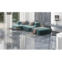 Pulpis серый полированный  6060 40 071/L плитка для пола Inter Gres