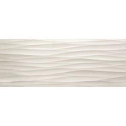 Alba серая светлая рельеф 169 071/Р  23x60 плитка для стен Intercerama
