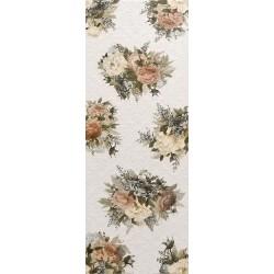 Arabesco белая (рисунок)  2360 131061-1 плитка для стен Intercerama