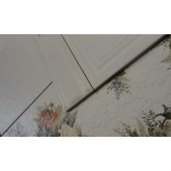 Arabesko широкий белый  БШ 131 061 8,2x23 бордюр для стен Intercerama