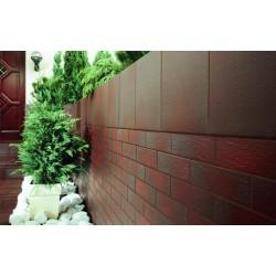 Cloud Brown Duro Elewacja 24.5x6.58 клинкерная плитка для стен Paradyz