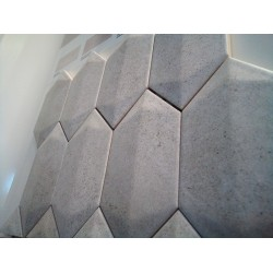 Dover Graphite Mozaika 29,1x26,5 мозаика для стен Tubadzin